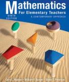 MATHEMATICS TEXTBOOKS FOR PROSPECTIVE ELEMENATARY TEACHERS: WHAT'S IN THE BOOK?