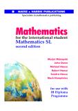MATHEMATICS FOR THE INTERNATIONAL STUDENT MATHEMATICS SL