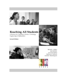 Reaching All Students - A Resource for Teaching in Science, Technology,   Engineering & Mathematics