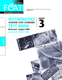 MATHEMATICS  SUNSHINE STATE STANDARDS  TEST BOOK  3