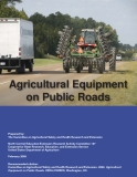 Agricultural Equipment  on Public Roads