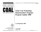 clean coal technology demonstration program updeate 2000
