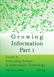 growing information part 1