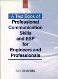 text book of professional communication skill and esp for engineers and professionals