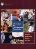 information and communication technologies a world bank group strategy