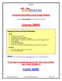 License Information And Usage Rights