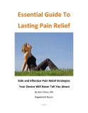 Essential guide to lasting pain relief