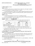 Đề Thi Thử Đại Học Khối C Địa 2013 - Phần 2 - Đề 16