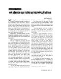 """Báo cáo """" Khái niệm ngân hàng thương mại theo pháp luật Việt Nam """""""