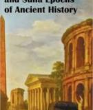 The Gracchi Marius and Sulla Epochs Of Ancient History