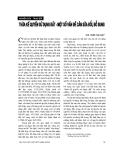 """Báo cáo """" Vấn đề bảo vệ người lao động nữ trong luật sửa đổi, bổ sung một số điều của Bộ luật lao động"""""""