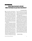 """Báo cáo """"Chính sách hình sự của nhà nước ta đối với việc trồng cây thuốc phiện và các loại cây khác có chứa chất ma tuý """""""
