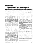 """Báo cáo """"Đặc điểm của quy chế xác định tài sản doanh nghiệp phá sản trong luật phá sản doanh nghiệp của Việt Nam và những đề xuất sửa đổi """""""