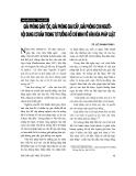 """Báo cáo """" Giải phóng dân tộc, giải phóng giai cấp, giải phóng con người - nội dung cơ bản trong tư tưởng Hồ Chí Minh về văn hoá pháp luật"""""""