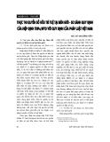 """Báo cáo """"Thực thi quyền sở hữu trí tuệ tại biên giới - so sánh quy định của Hiệp định TRIPS/WTO với quy định của pháp luật Việt Nam """""""