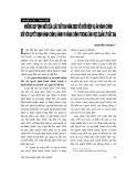 """Báo cáo """"Những quy định mới của Luật đất đai năm 2003 về khởi kiện vụ án hành chính đối với quyết định hành chính, hành vi hành chính trong lĩnh vực quản lý đất đai """""""