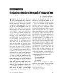 """Báo cáo """"Tổ chức và hoạt động của Toà hình sự quốc tế theo Quy chế Rome """""""