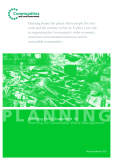 Planning Policy Statement 10: Planning for Sustainable Waste Management