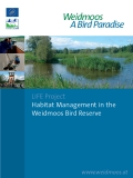 LIFE Project Habitat Management in the Weidmoos Bird Reserve