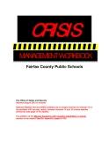 MANAGEMENTWORKBOOK - Fairfax County Public Schools