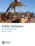 Public Assistance Debris Management Guide