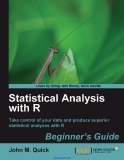 Statistical Analysis with R Beginner's Guide