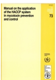 manual on the application of the haccp system in mycotoxin prevention and control