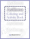 Asthma Coloring and Activity Book