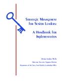 Strategic Management for Senior Leaders: A Handbook for Implementation