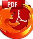 Thay đổi cách xem tệp tin PDF trong Firefox