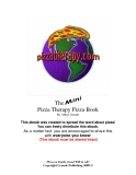 The Pizza Therapy Pizza Book