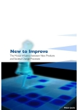 new to improve the mutual influence between new products and societal change processes