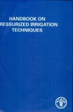 handbook on pressurized irrigation techniques