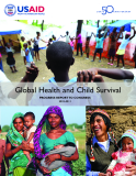 Global Health and Child Survival PROGRESS REPORT TO CONGRESS 2010–2011