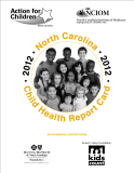 Child Health Report Card 2012