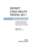 DISTRICT CHILD HEALTH PROFILE 2011