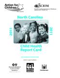 Child Health Report Card 2011