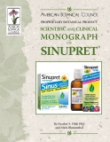 PROPRIETARY BOTANICAL PRODUCT SCIENTIFIC AND CLINICAL MONOGRAPH FOR SINUPRET
