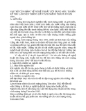 VAI TRÒ CỦA ĐẢNG VỀ NGHỆ THUẬT LỢI DỤNG MÂU THUẪN KẺ THÙ LÀM NÊN THẮNG LỢI CÁCH MẠNG THÁNG 8 NĂM 1945