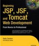 Beginninga JSP, JSF and Tomcat