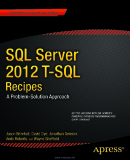 SQL Server 2012 T-SQL Recipes, 3rd Edition