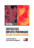 IMPROVING EMPLOYEE PERFORMANCE through workplace coaching