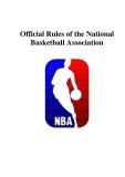 Official Rules of the National Basketball Association