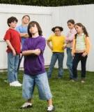 """Những mối nguy hại khi trẻ bị """"bắt nạt"""""""