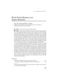 "Báo cáo "" WATER VAPOR FEEDBACK AND GLOBAL WARMING """