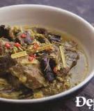 Thịt bò hầm kiểu Malaysia