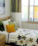 Lưu ý khi trang trí nội thất phòng ngủ dành cho khách.