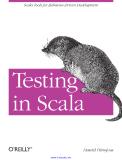 Testing in Scala