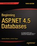 Beginning Asp Net 4 5 Databases 3rd Edition