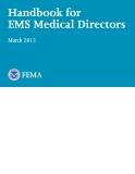 Handbook for   EMS Medical Directors